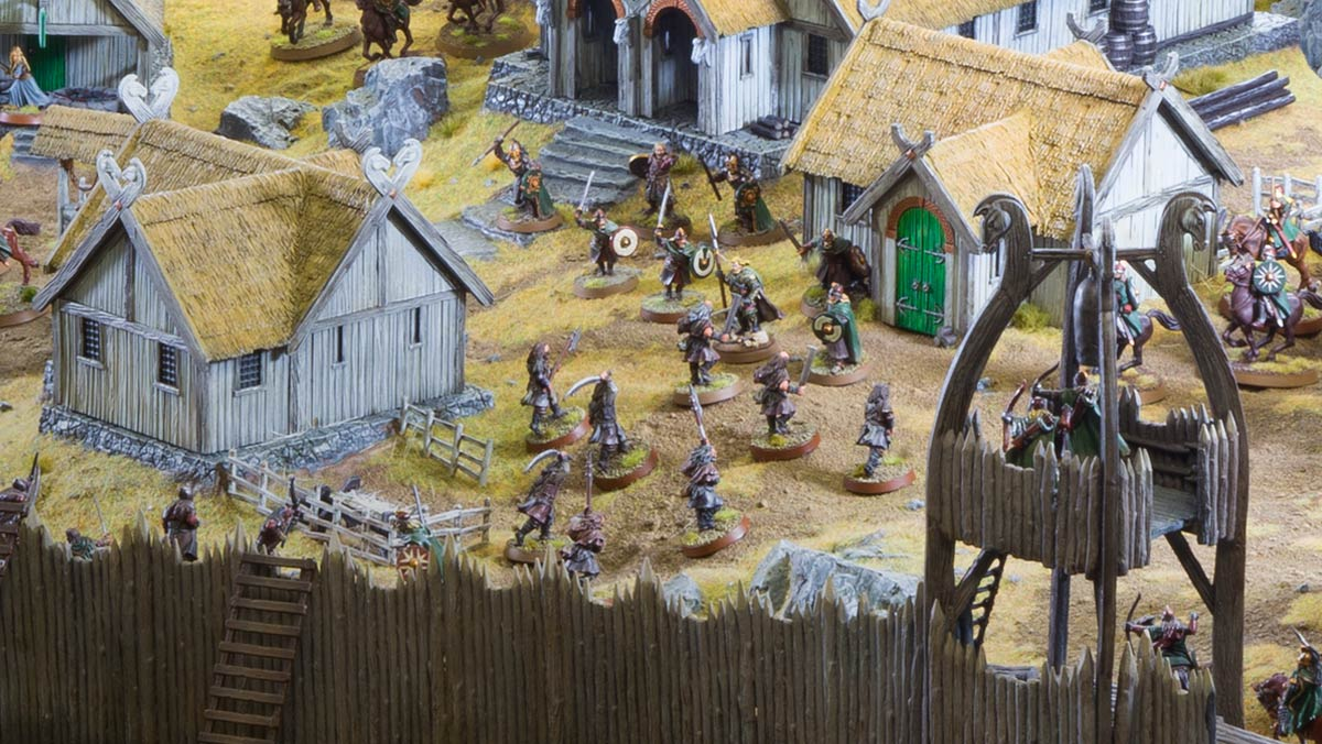 Rohan House Games Workshop 5011921127979 Middle-Earth