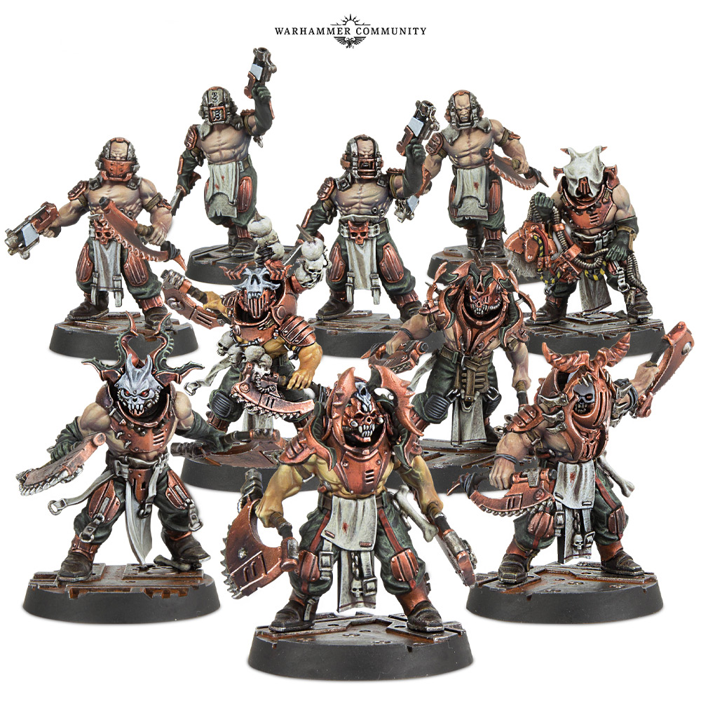 warcry new release models