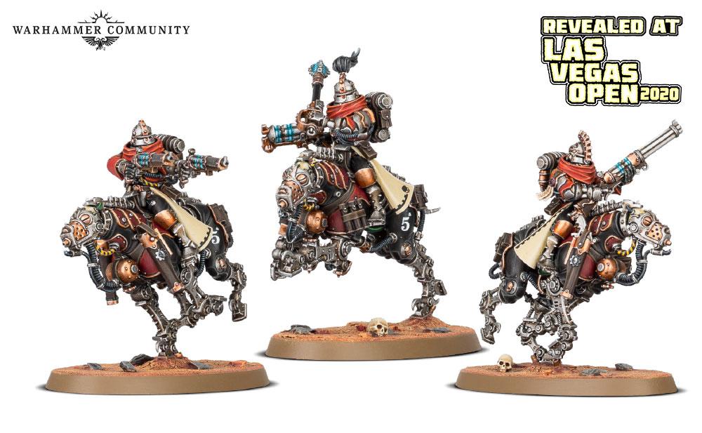 Adeptus Mechanicus warhammer 40000