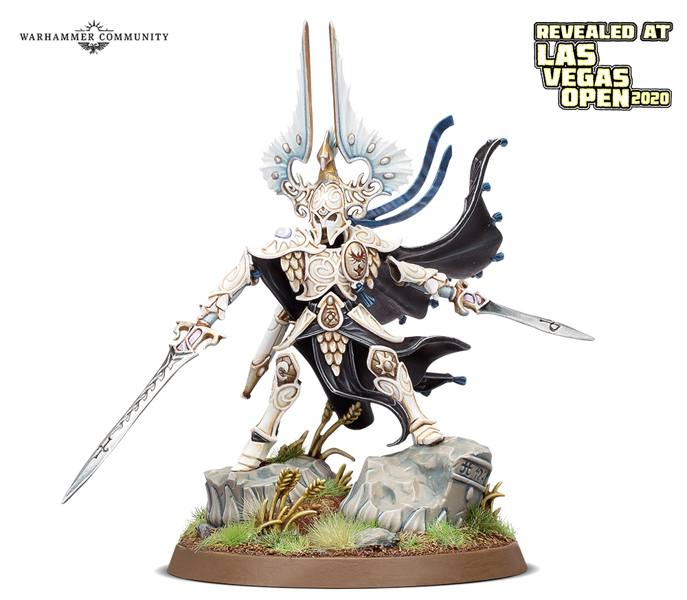 Lumineth Realmlords Revealed lvo warhammer age of sigmar