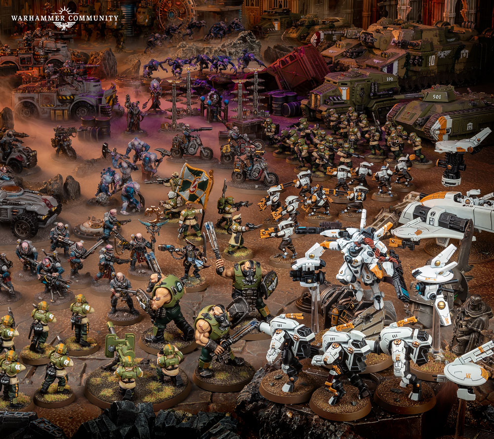 new games workshop release