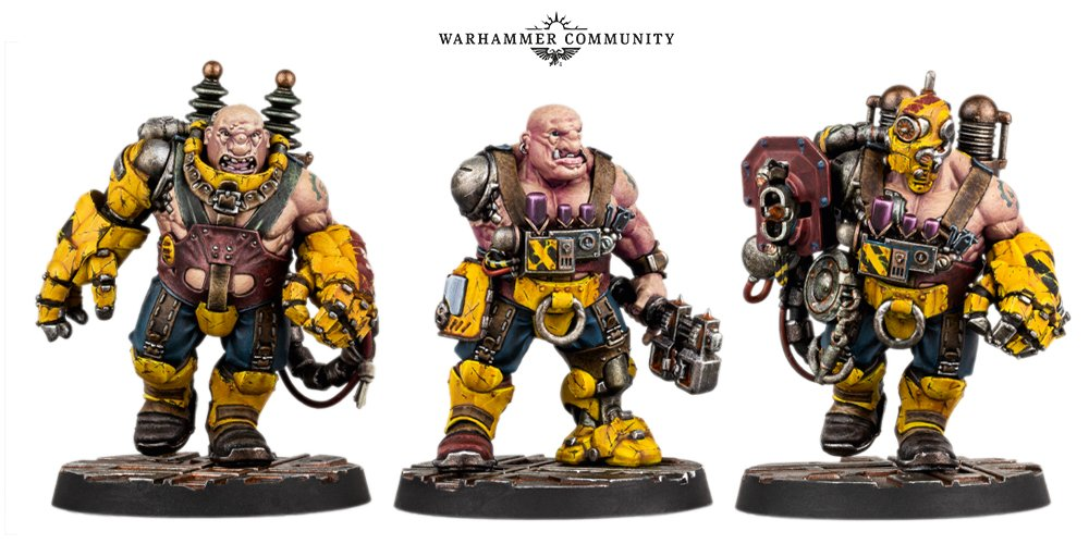 ogryn gangs necromunda house of chains