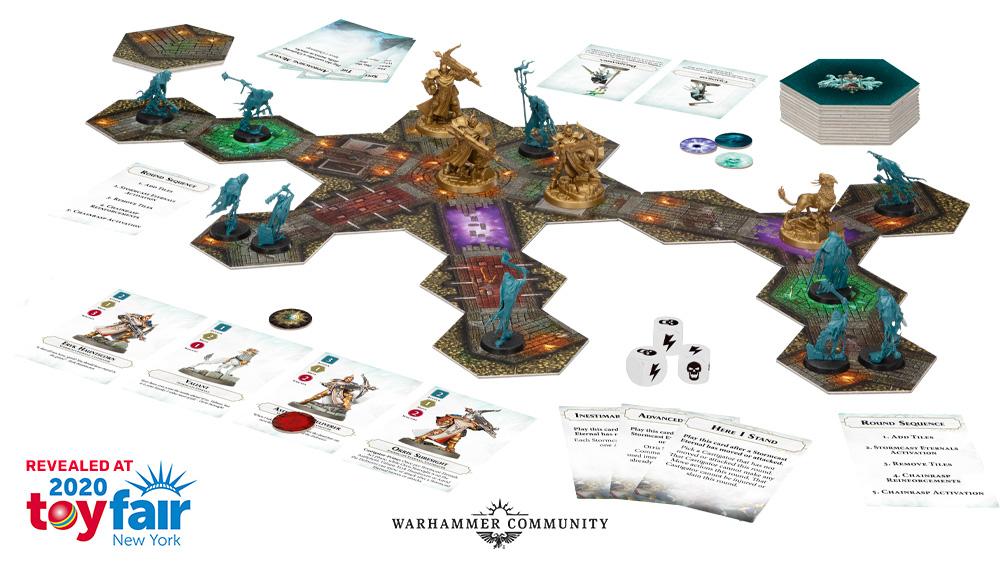 board games warhammer