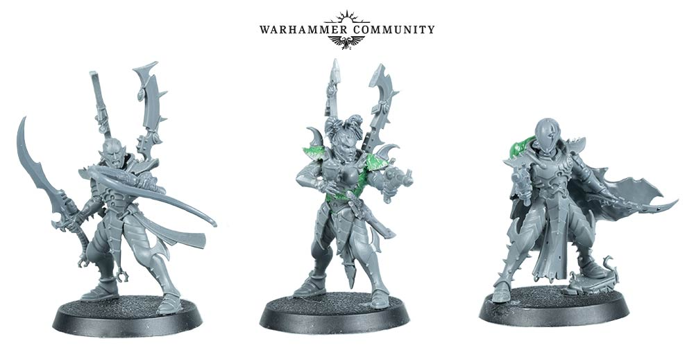 Warhammer 40K Eldar Aeldari Bits:Howling Banshees Objective Icon w//Base