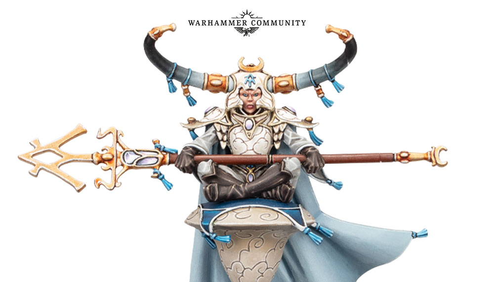 Lumineth new units age of sigmar