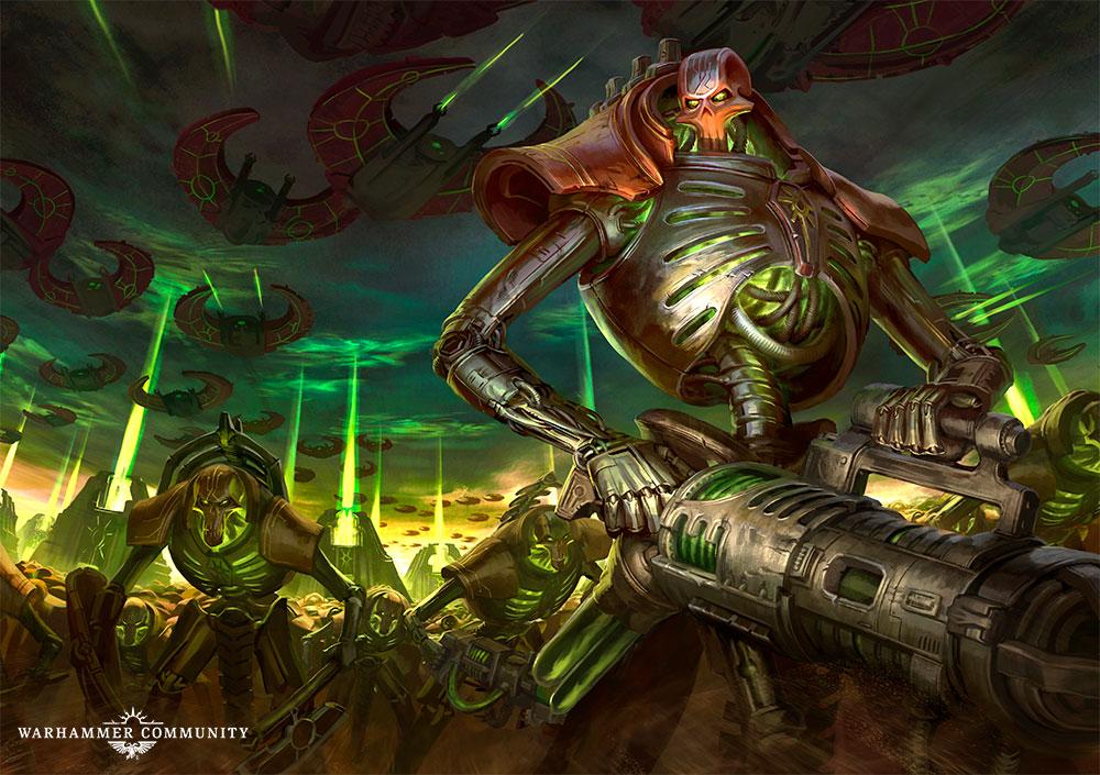 Illuminor Szeras – What We Know - Warhammer Community