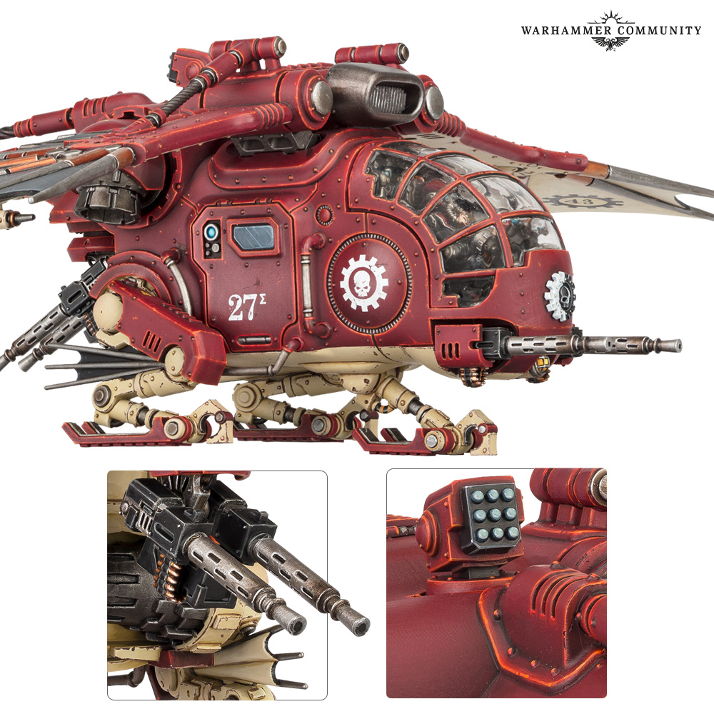 pro order are back with mechanicus Warhammer 40000