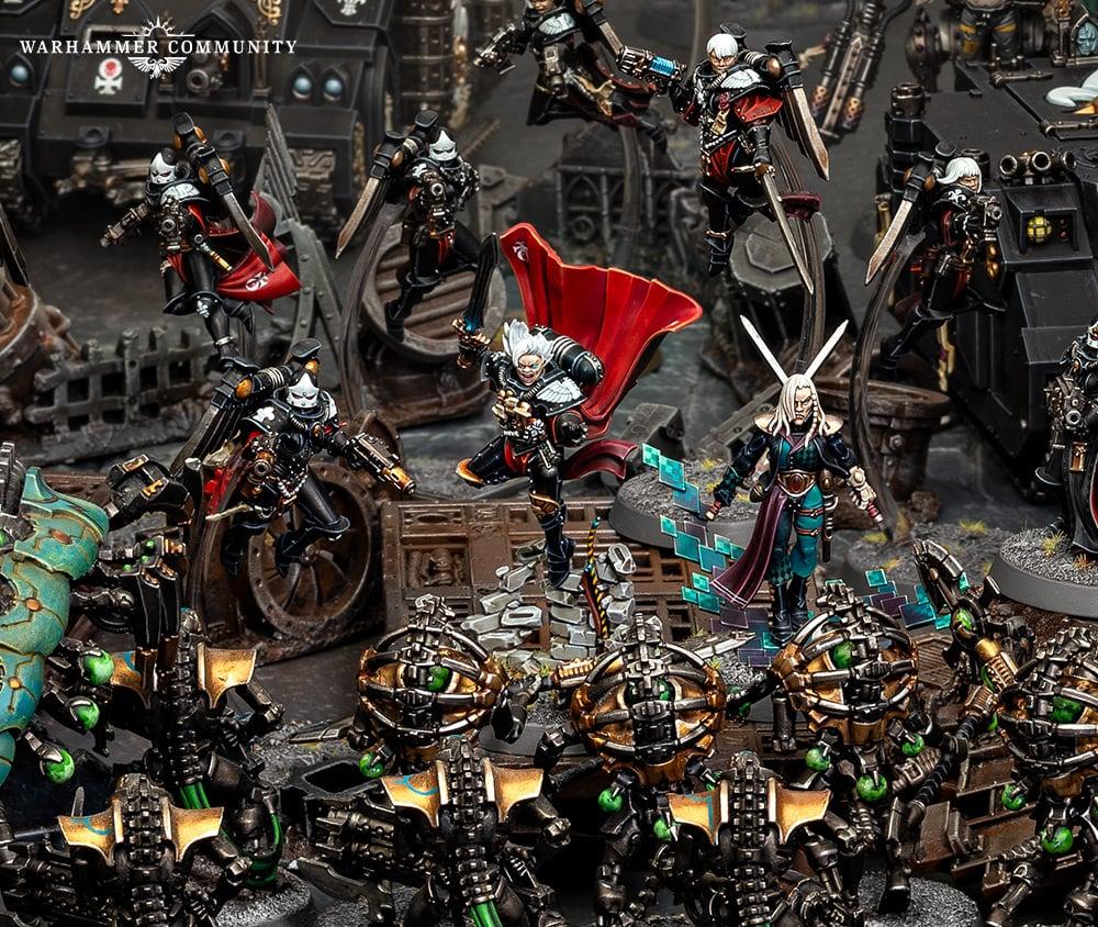 Pariah: Ephrael Stern & Kyganil of the Bloody Tears - Warhammer Community