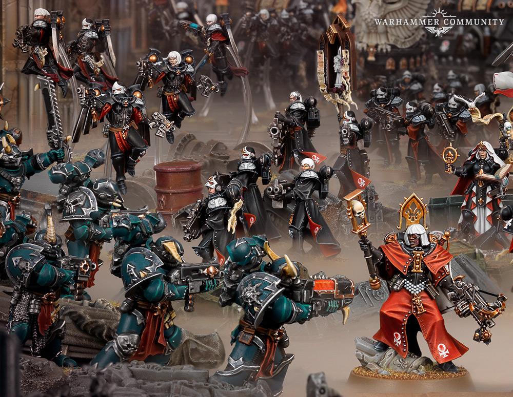 We're on Crusade – Part 4   Frontline Gaming