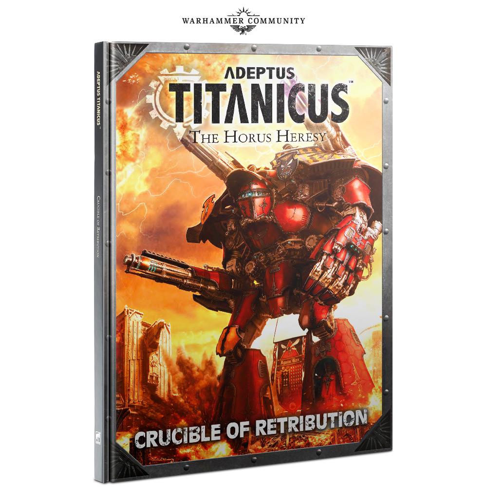 Adeptus Titanicus Open Engine War Card Pack 30k Horus Heresy sealed