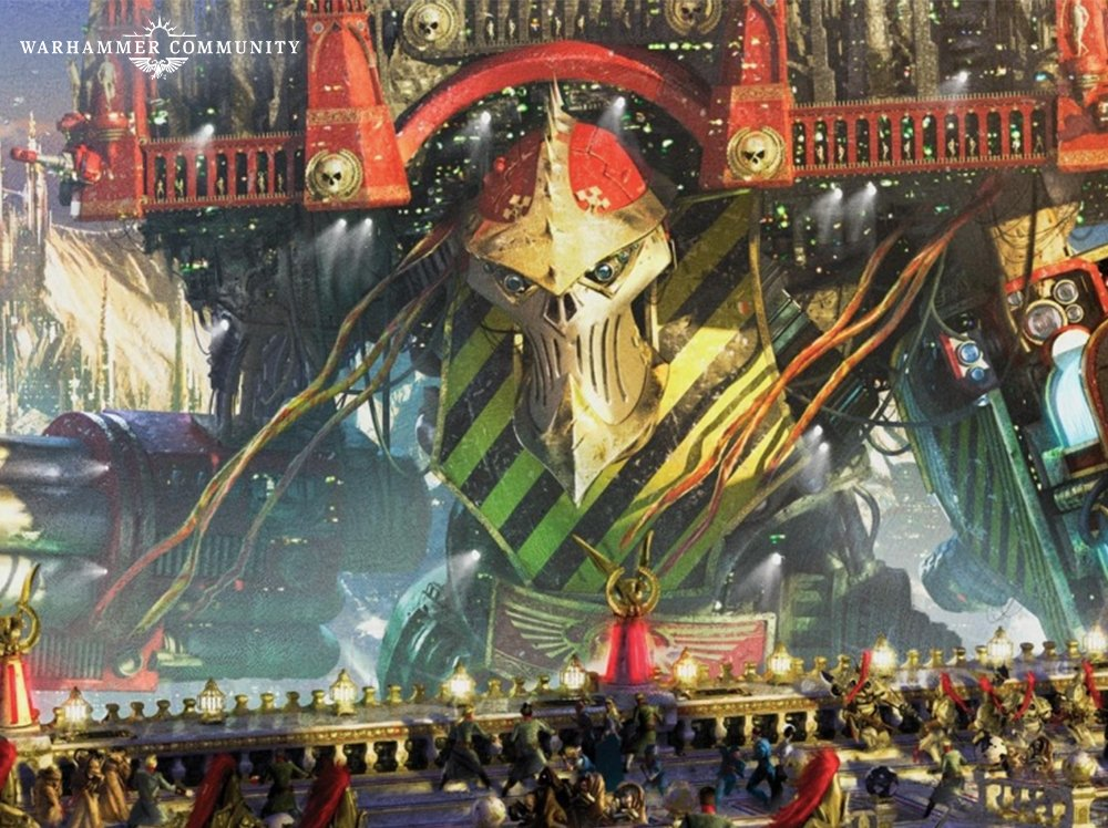 Engine Kill, l'article mensuel de Warhammer Community 3EsDSpiQHUTvGory