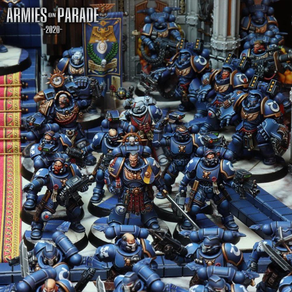 ArmiesOnParade Dec19 40kSilver3sdgr