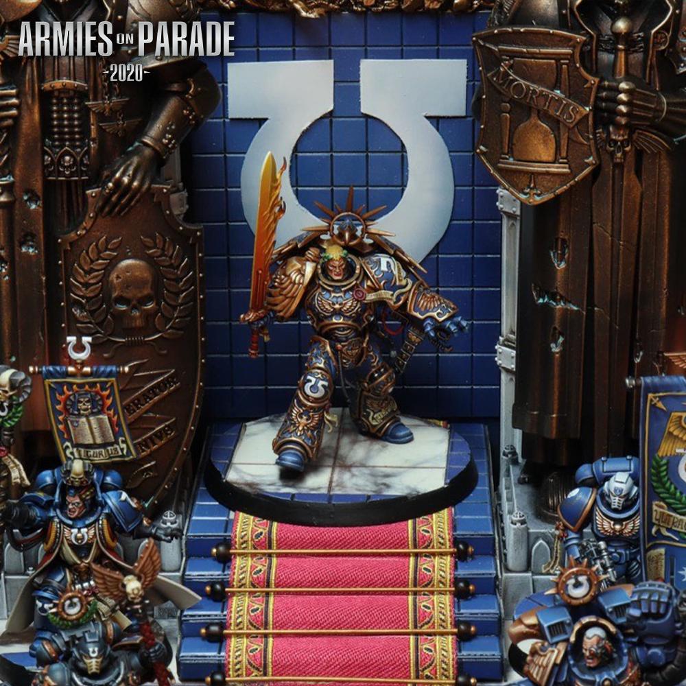 ArmiesOnParade Dec19 40ksilver3sar