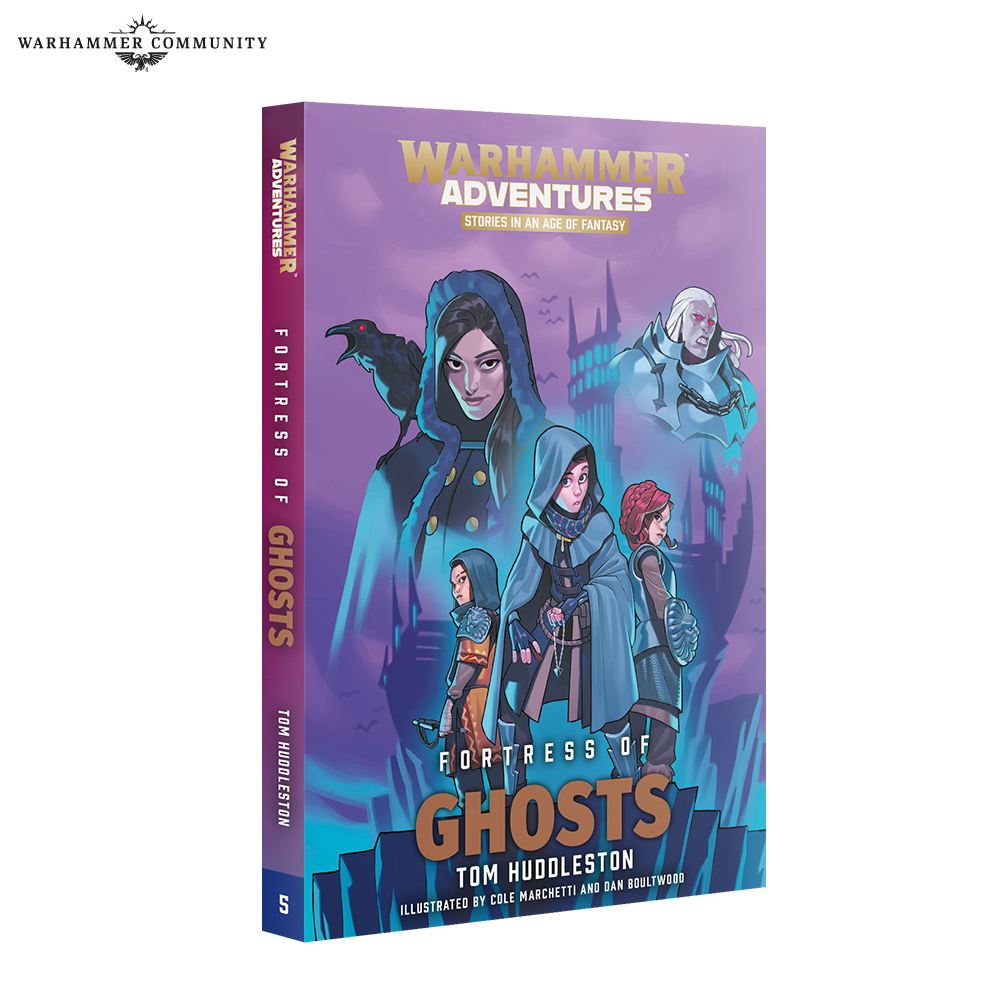 SundayPreview Feb07 FortressGhosts74jdd