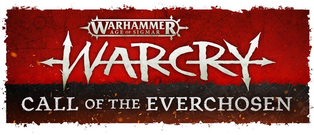 Warcry CallEverchosen Header
