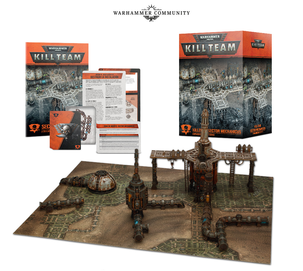 SundayPreview Feb21 KTSectorMechanicus14irtdy