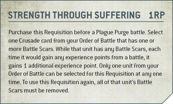 PlaguePurge Mar19 StrengthSuffering3x73h