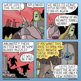 Neverchosen – Horror at the Door