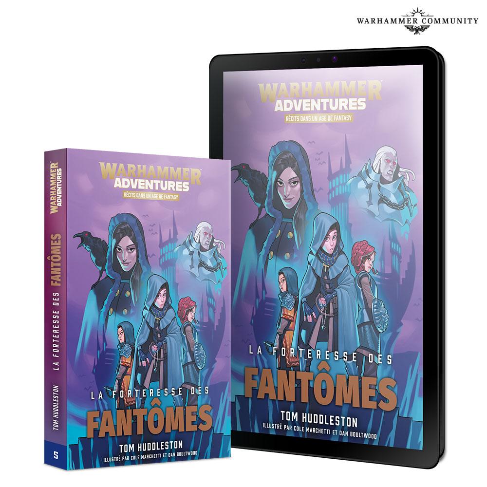 BL Pre order fantomes