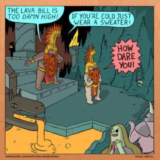 Neverchosen – My Lodge, My Rules
