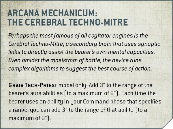 AdMechForgeWorlds Apr19 CerebralTechMitre63d83