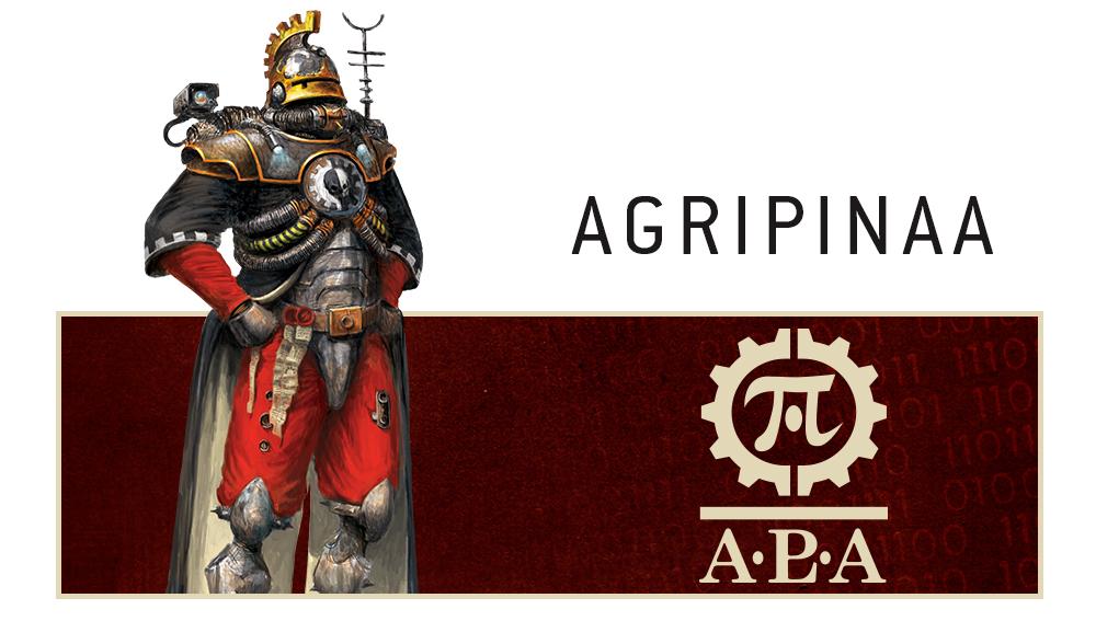 AdMechForgeWorlds Apr19 AgripinaaHeader3x81k2