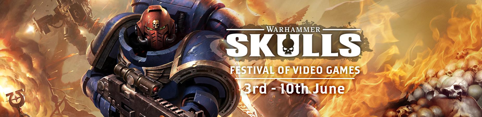 Skulls 2021 Takeover Banner