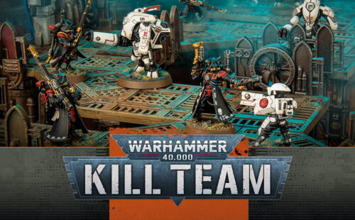 Set Up a Base of Operations and Choose Your Own Secret Missions in Kill Team's New Spec Ops Narrative Campaigns