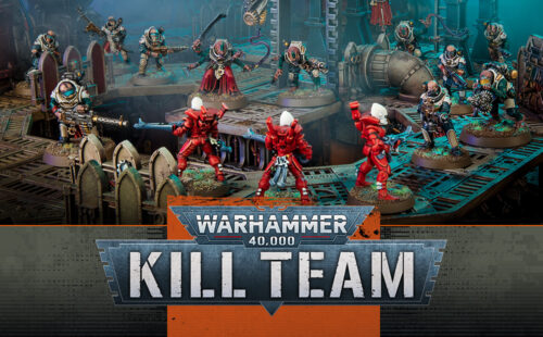 Select Objectives and Operatives on the Fly To Outwit Your Opponent in Kill Team's New Matched Play Missions