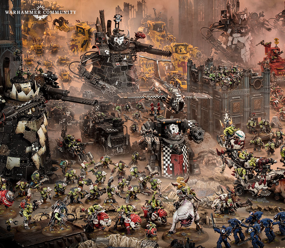 OrkCombos Sept01 OrkArmy