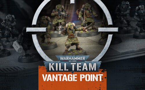 Turn Your Veteran Guardsmen into War Heroes with Our New Kill Team Tactics Series